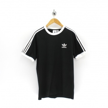 3067412715d 3 Stripe Black T-Shirt Sale · ADIDAS ORIGINALS CLOTHING ...