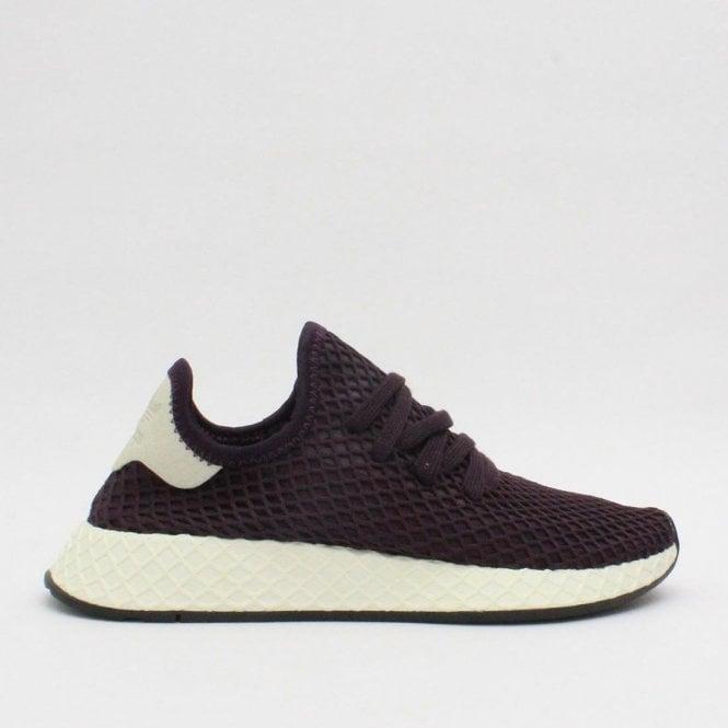 ADIDAS ORIGINALS CLOTHING Adidas Originals Purple Deerupt