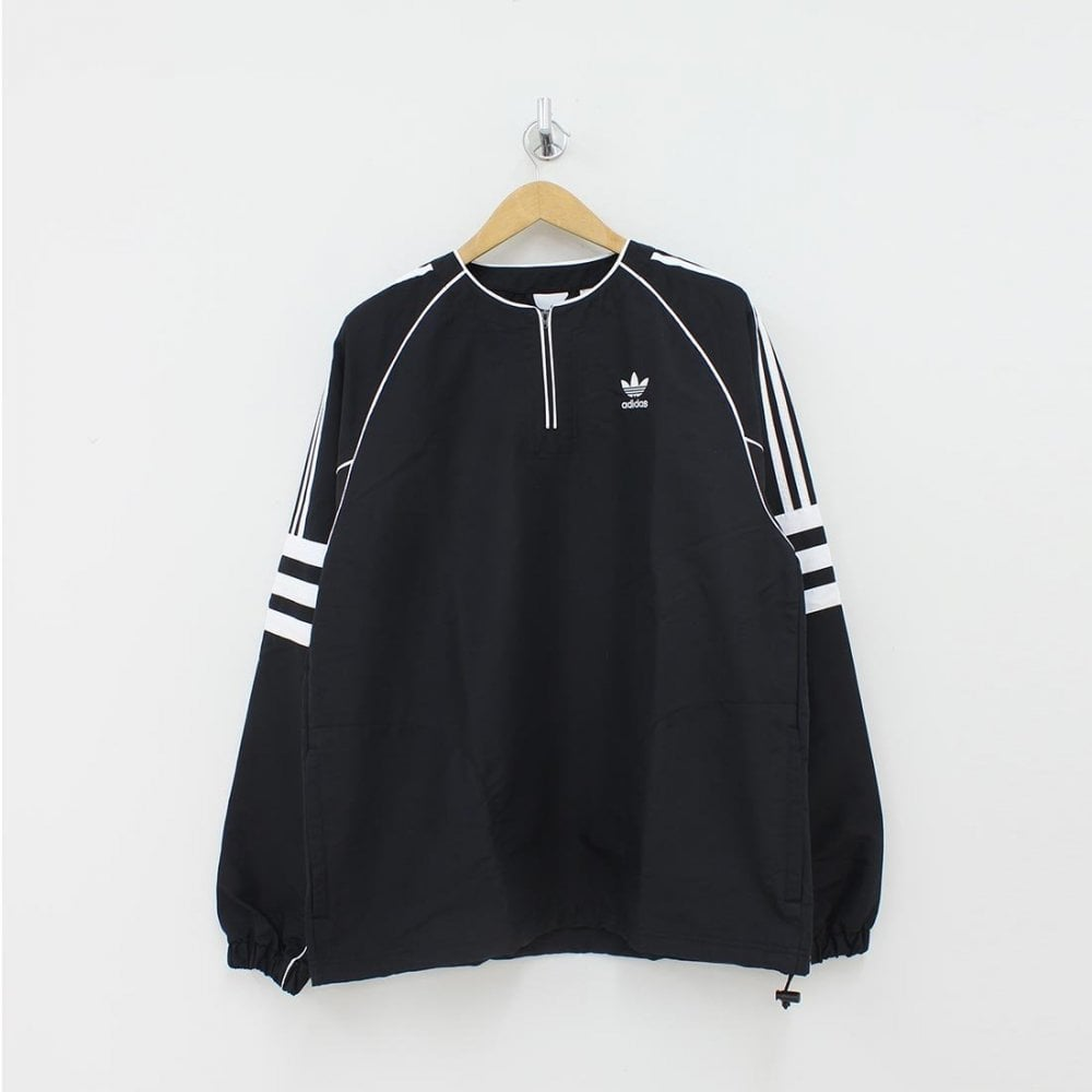c81f2063f1f ADIDAS ORIGINALS CLOTHING Adidas Originals Woven Tunic Black - Mens from PILOT  UK
