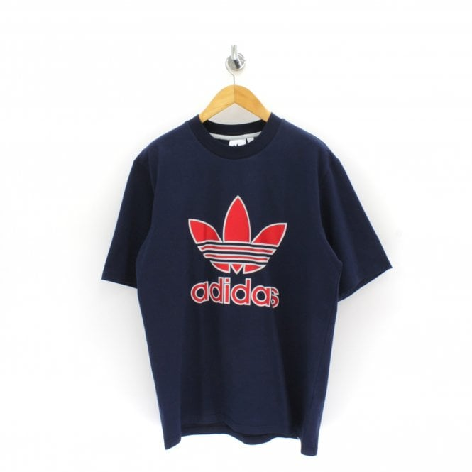 Adidas Originals Trefoil Men/'s Red T-Shirt