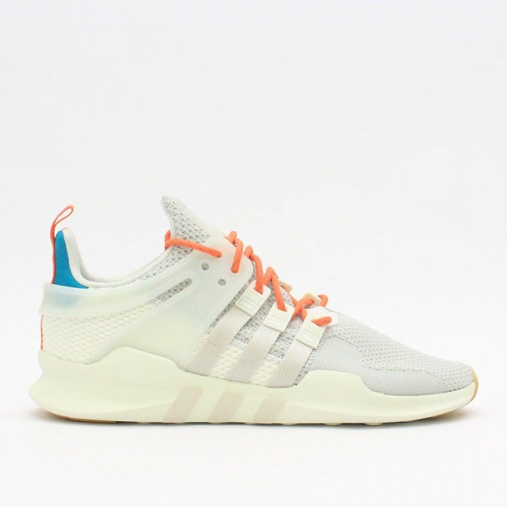 san francisco 9859b 70c75 ADIDAS ORIGINALS TRAINERS Adidas Originals EQT Support ADV Summer White  CQ3054