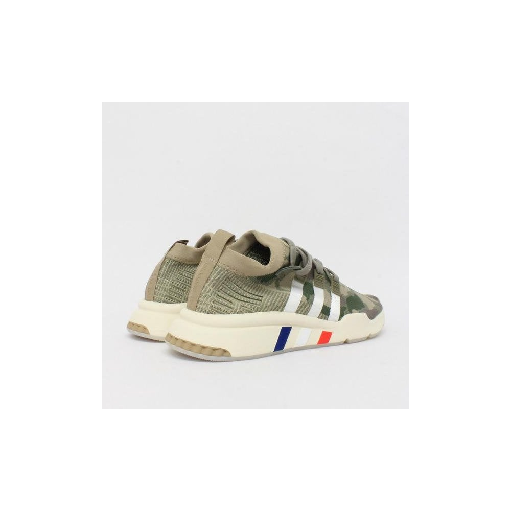 finest selection 05528 cde94 ADIDAS ORIGINALS TRAINERS Adidas Originals EQT Support Mid ADV PK Khaki  B37513