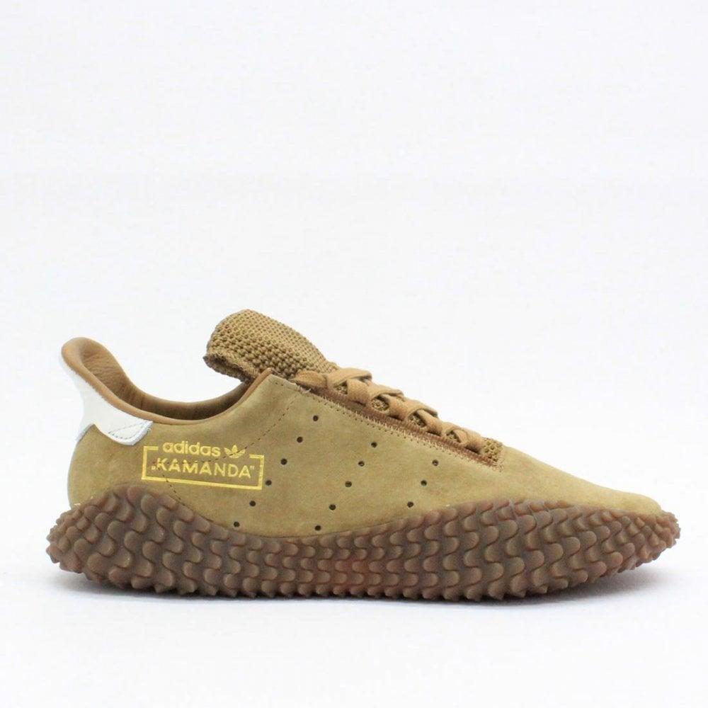 factory authentic new style exclusive deals ADIDAS ORIGINALS TRAINERS adidas Originals Kamanda 01 Brown