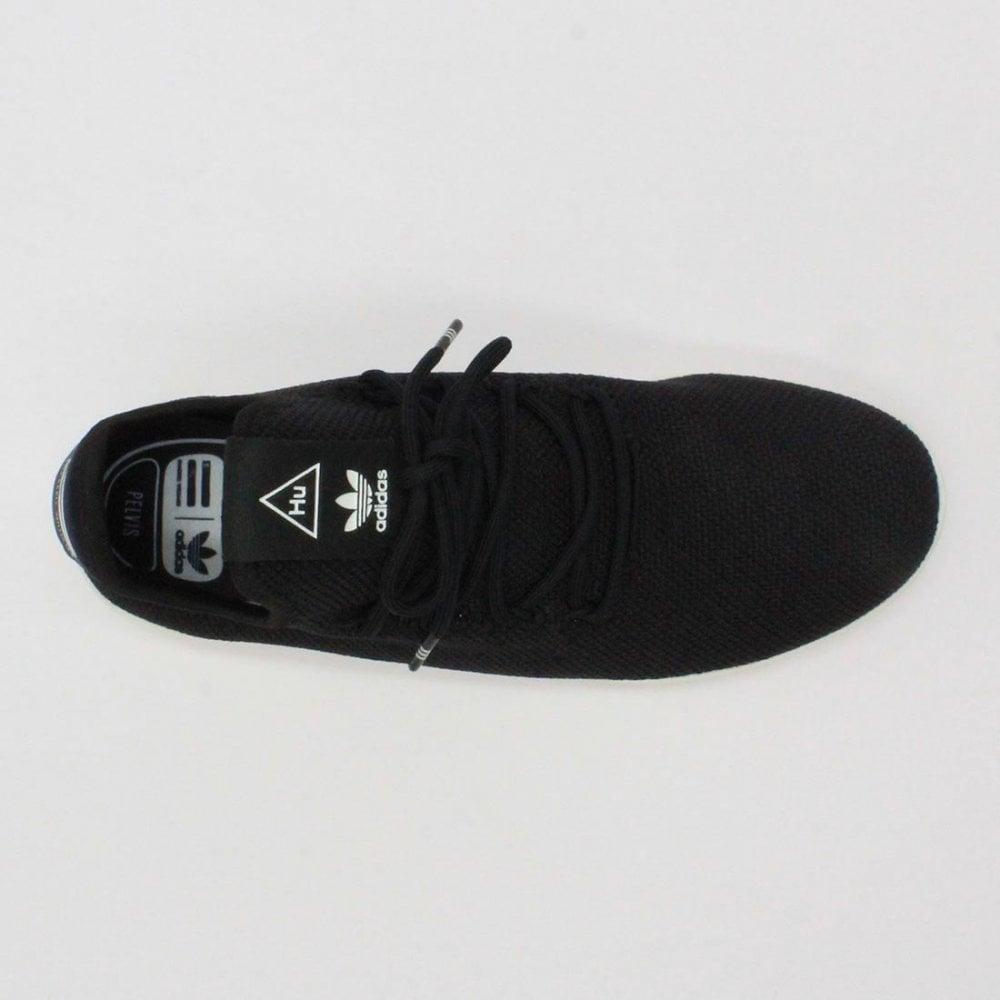 usa cheap sale watch super quality ADIDAS ORIGINALS TRAINERS Adidas Originals PW Tennis HU Black AQ1068