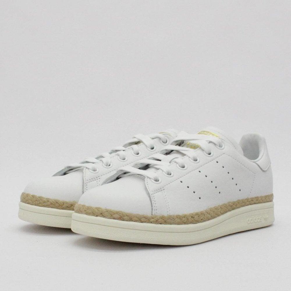 buy online 316cc 2bc55 ADIDAS ORIGINALS TRAINERS Adidas Originals Stan Smith New Bold W White  CQ2451