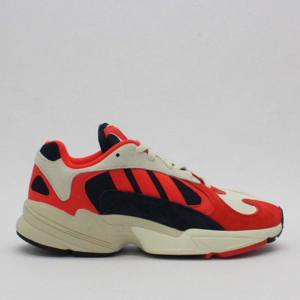 sale retailer 4ba12 7e341 ADIDAS ORIGINALS TRAINERS Adidas Originals Yung-1 White B37627