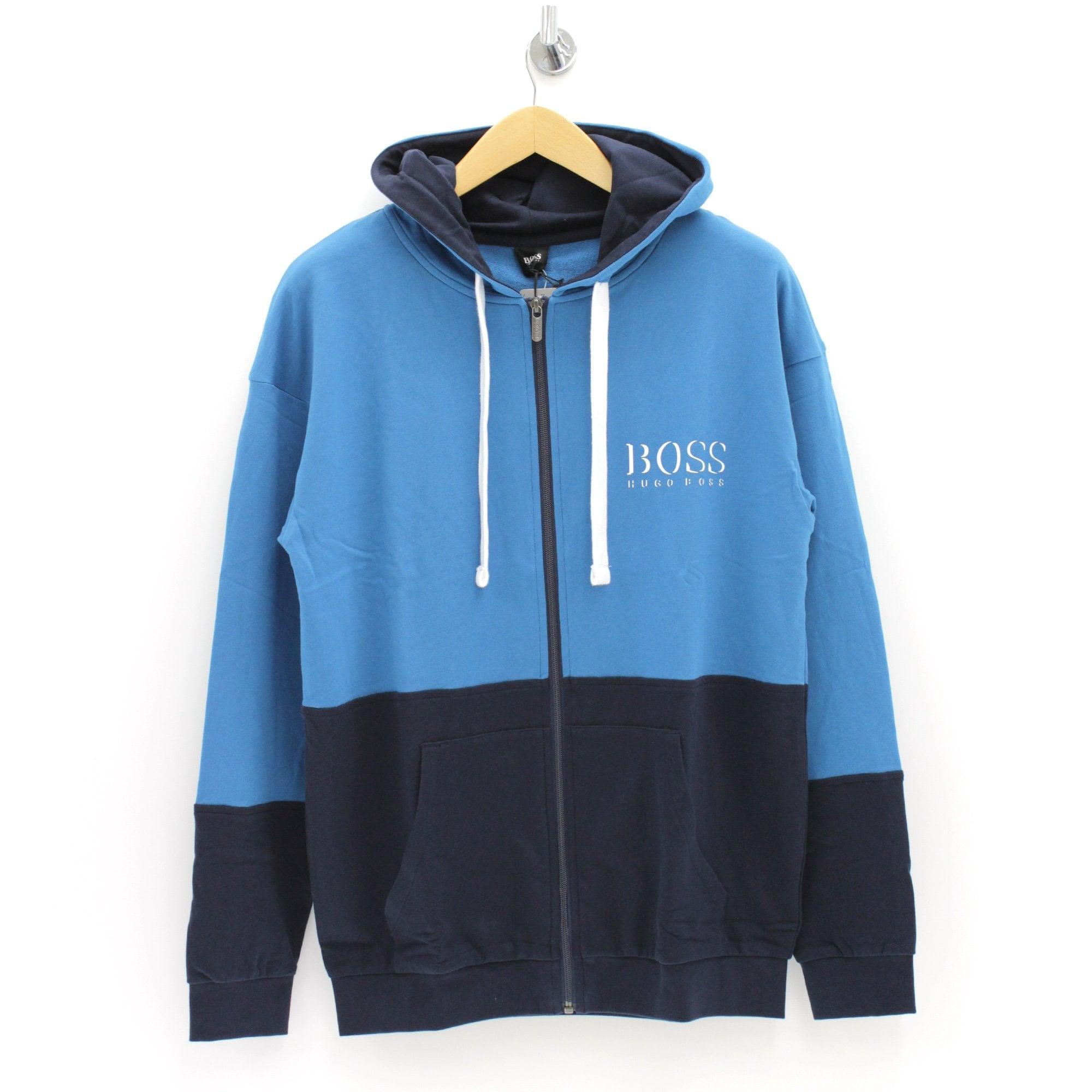 BOSS Authentic Sweatshirt Sweat Top in Blue