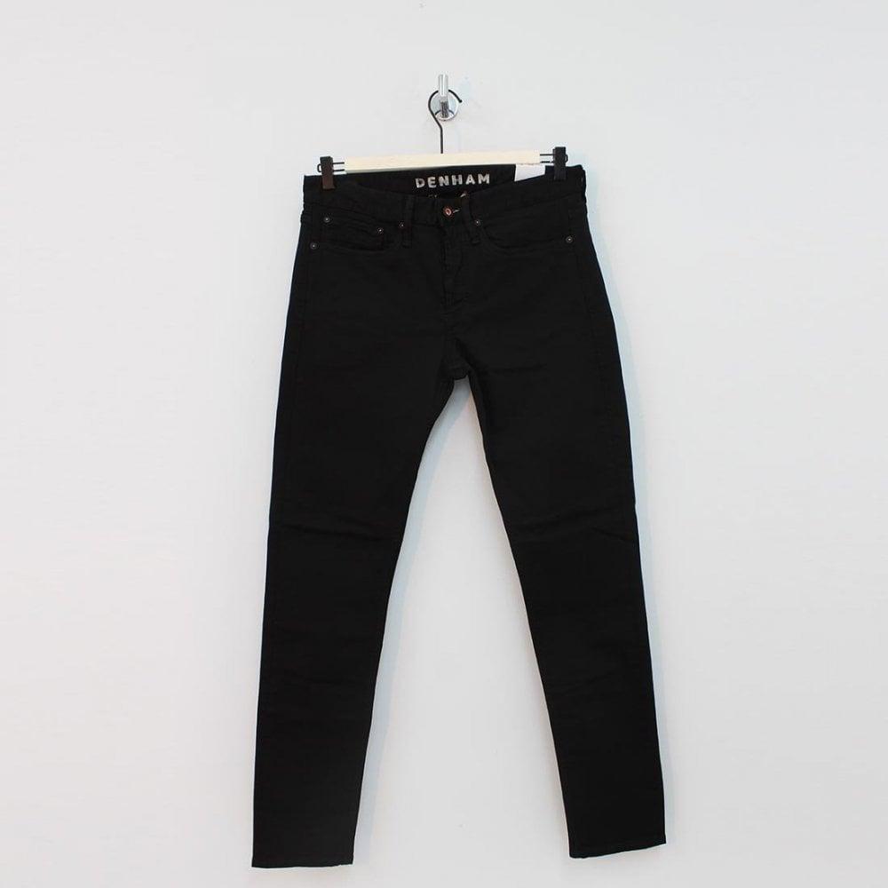 2b51c130 DENHAM Denham Bolt Forever Jeans Black - Mens from PILOT UK