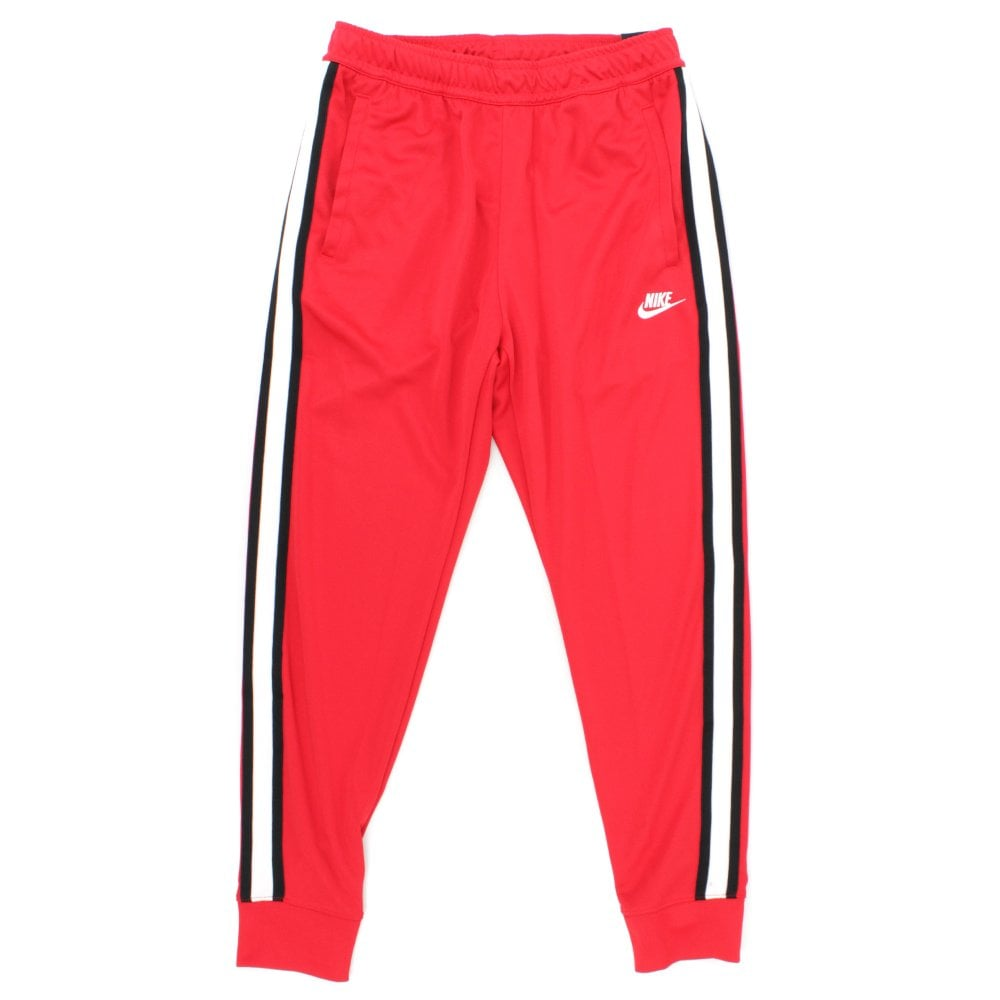 NIKE CLOTHING Tribute Red Sweat Pants