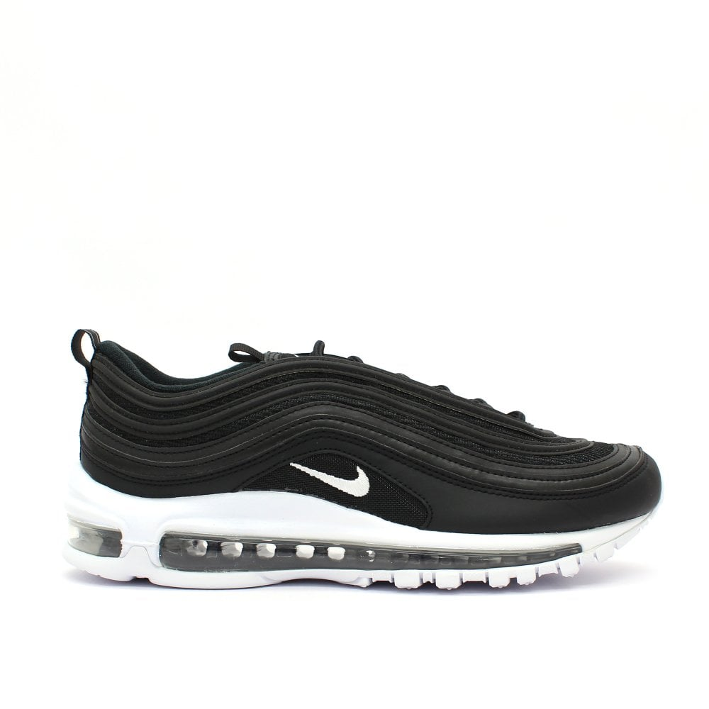 super popular d2062 d4d9f NIKE TRAINERS Air Max 97 Black White Trainer