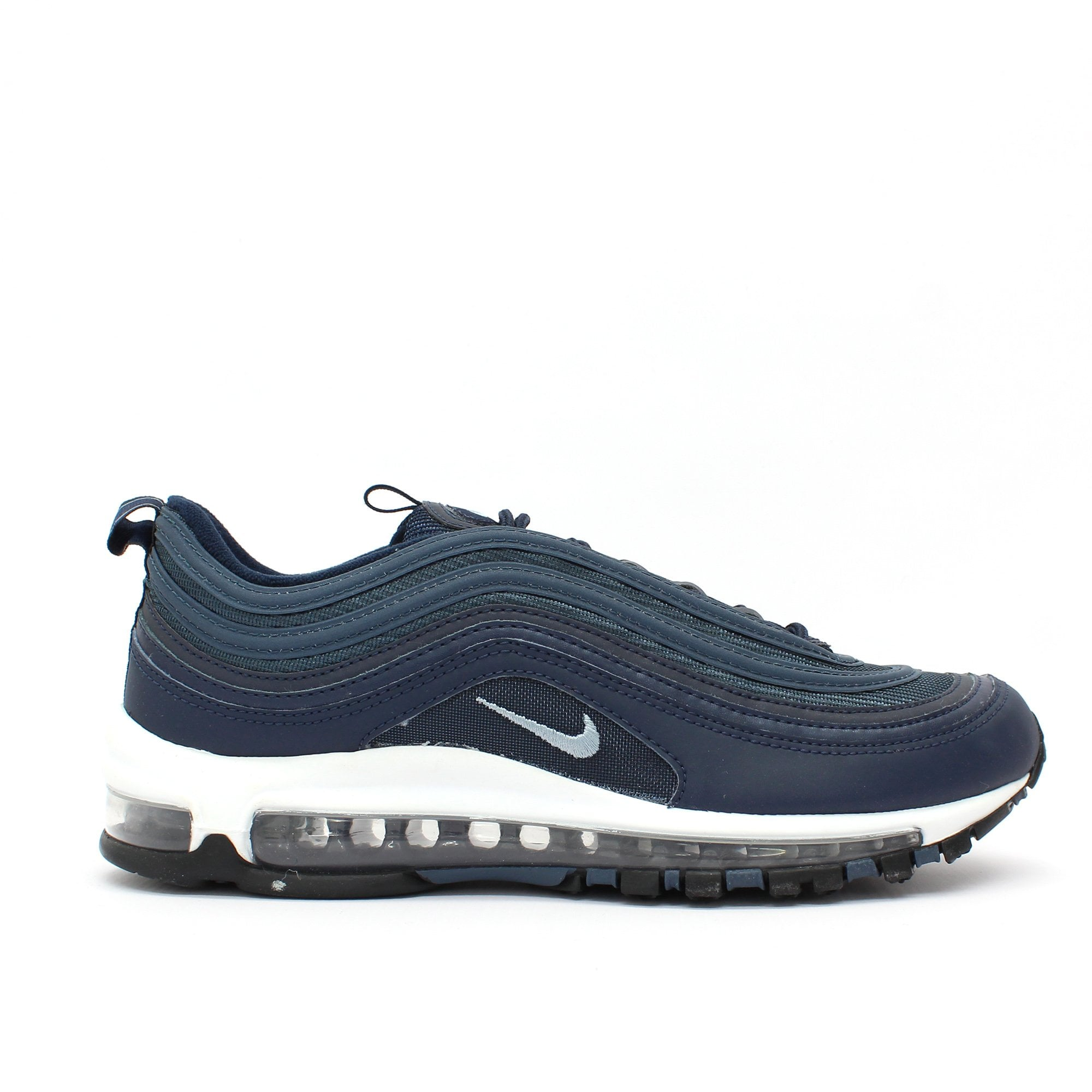 NIKE TRAINERS Air Max 97 Navy Trainer
