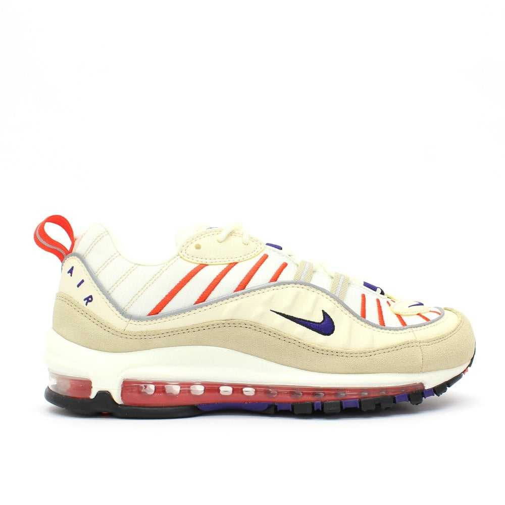 premium selection a728c 82fab NIKE TRAINERS Air Max 98 Off White Trainer