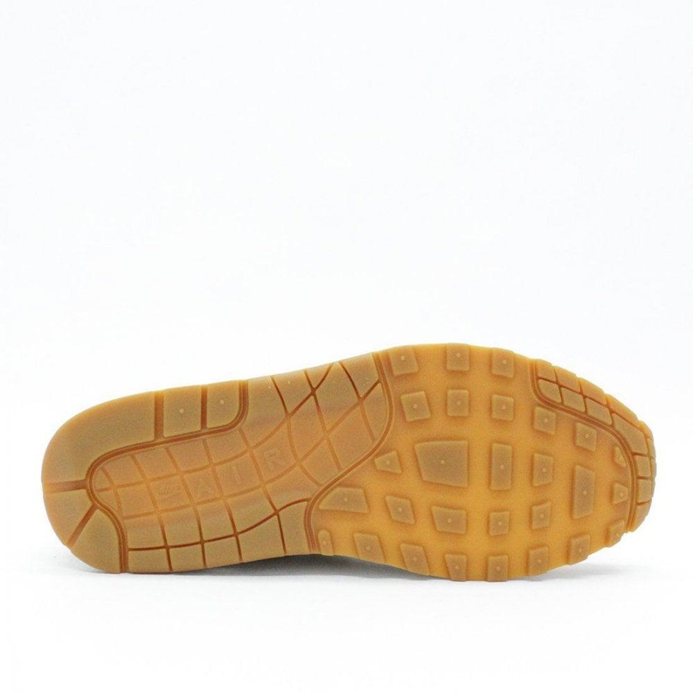 NIKE TRAINERS Nike Air Max 1 Premium Flax Brown 875844 215