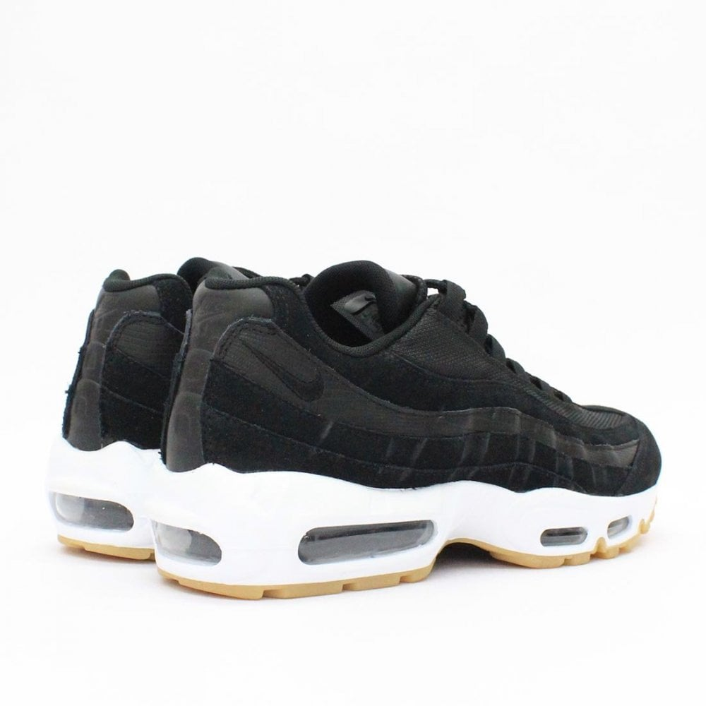 3cce10c96e NIKE TRAINERS Nike Air Max 95 PRM Black 538416 028 - Trainers from ...