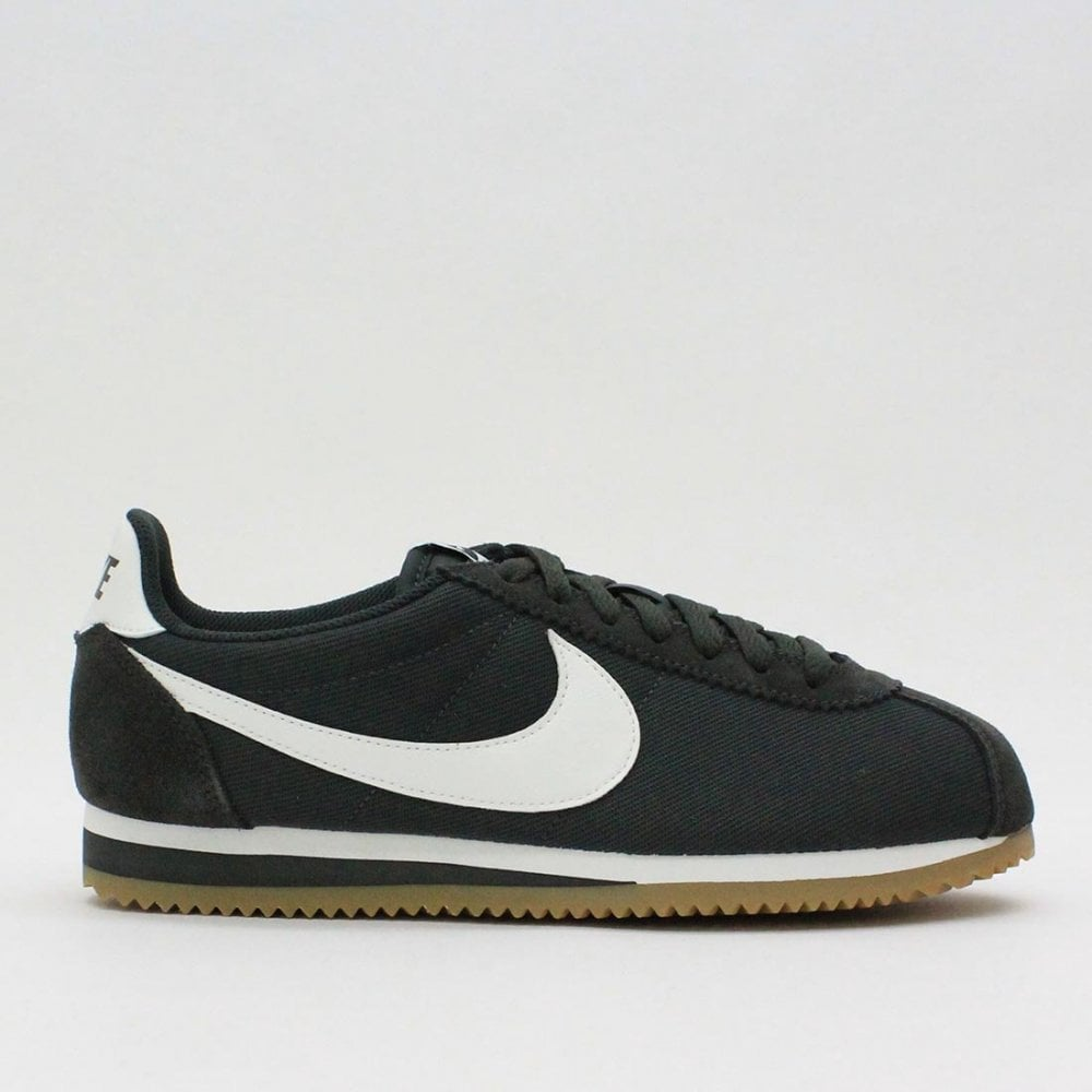online retailer 078bf 7c26d NIKE TRAINERS Nike Classic Cortez Nylon Anthracite Grey 807472 025