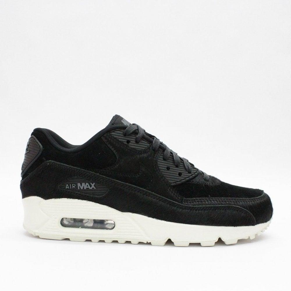 purchase cheap c797b 16d4f NIKE TRAINERS Nike WMNS Air Max 90 LX Black 898512 018