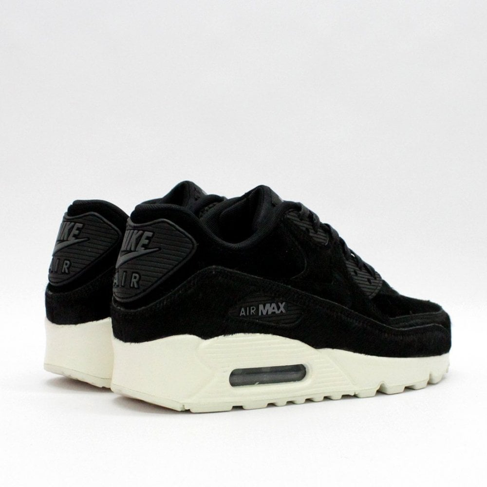 purchase cheap a02e9 c64cb NIKE TRAINERS Nike WMNS Air Max 90 LX Black 898512 018