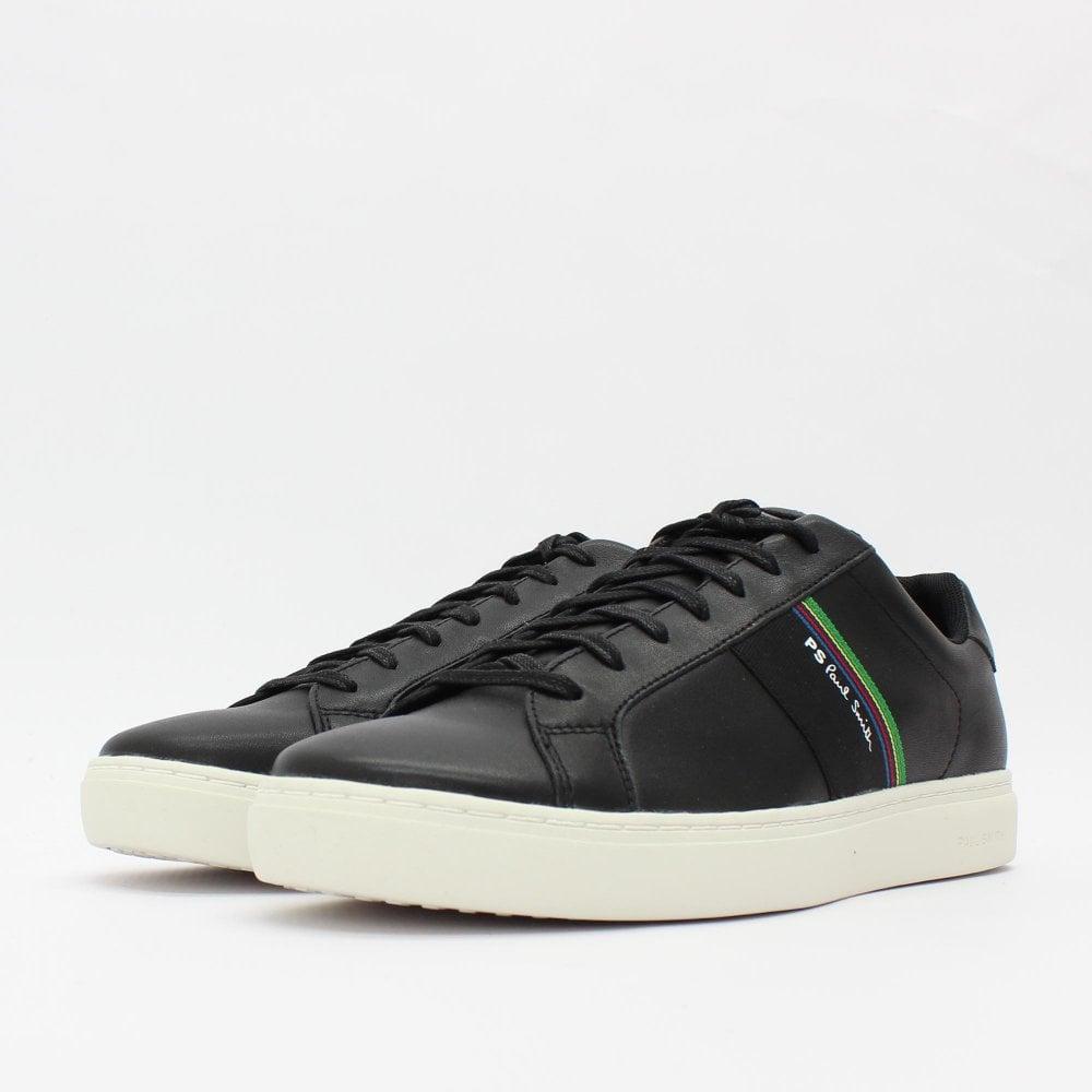 PAUL SMITH PS Rex Black Leather Shoe