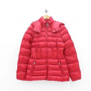 4617c9e994b Short Red Puffa Jacket Sale. PINKO ...