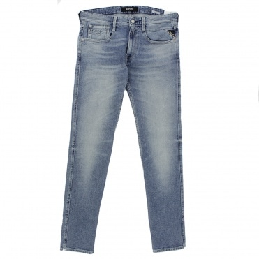 6078e843 Anbass 80s Washed Slim Jean