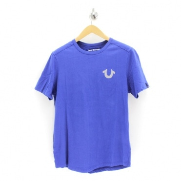d51b7b17 Reflective Blue T-Shirt Sale · TRUE RELIGION ...