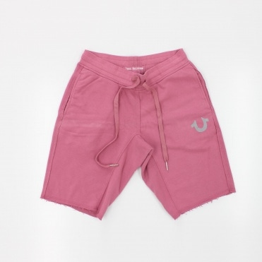 f093c084 Reflective Pink Sweat Shorts Sale · TRUE RELIGION ...