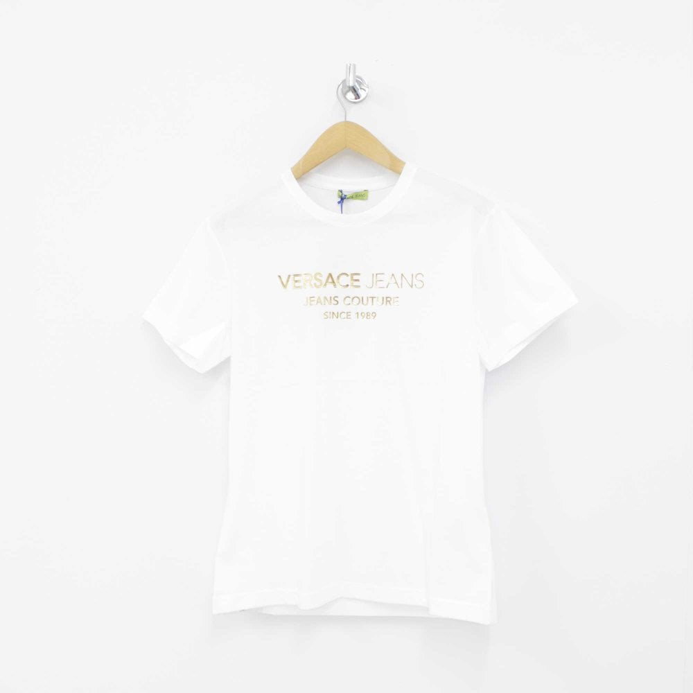 3ed287372 VERSACE JEANS Jeans Couture T-Shirt White - Mens from PILOT UK