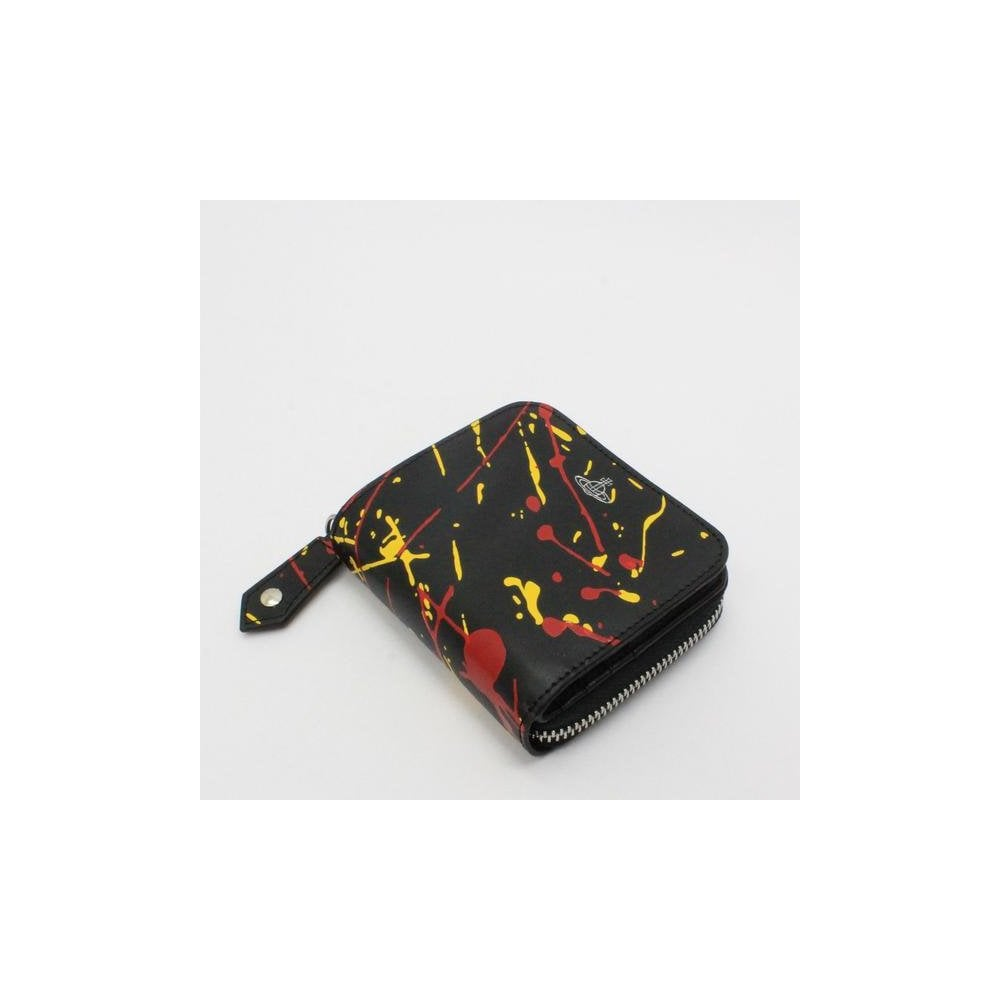 99cfd5f80e VIVIENNE WESTWOOD Vivienne Westwood Alex Zip Wallet Black - Womens from  PILOT UK