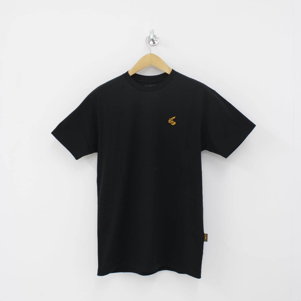 info for new lifestyle new high quality VIVIENNE WESTWOOD Boxy T-Shirt Black