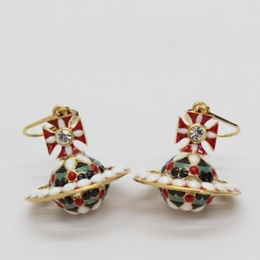 238805e13 Gabriella 3D Orb Gold Earrings Sale · VIVIENNE WESTWOOD ...
