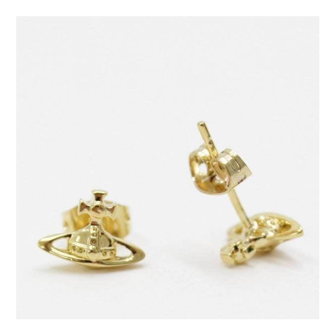 8a931bfb5 VIVIENNE WESTWOOD Vivienne Westwood Lorelei Earrings Gold - Womens ...