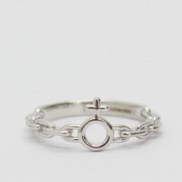 3e26525a9 Magnus Silver Orb Ring Sale. VIVIENNE WESTWOOD ...