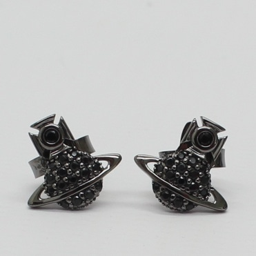 75779971c Tamia Black Stud Earrings Sale · VIVIENNE WESTWOOD ...