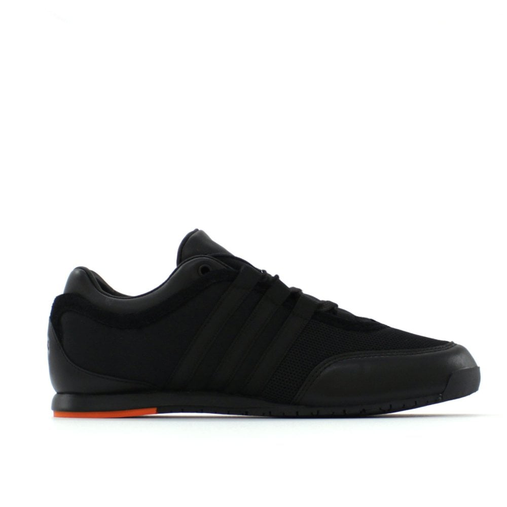 Y3 Boxing Black Trainer - Mens from