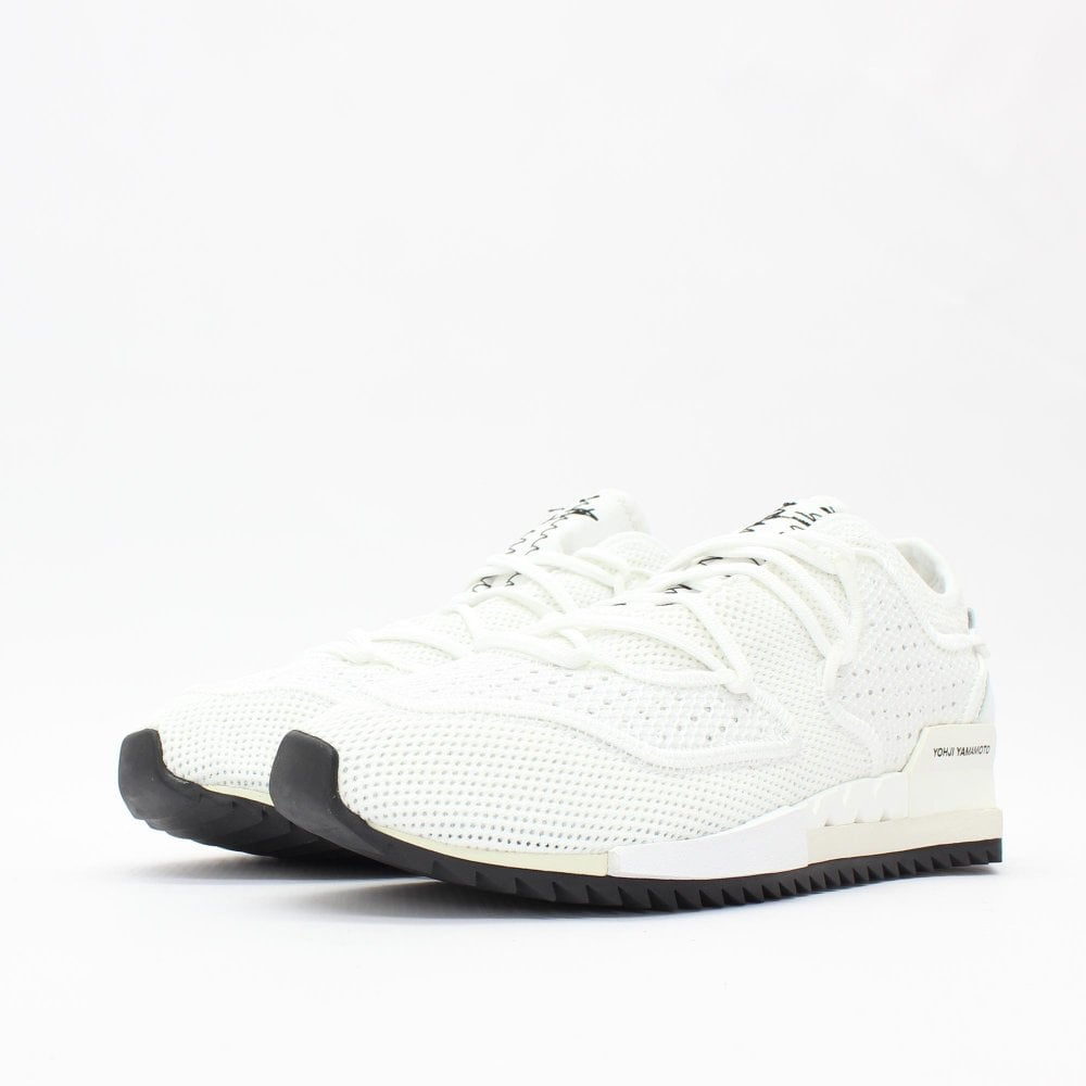 7221e8279 Y3 Harigane II White Trainer - Mens from PILOT UK