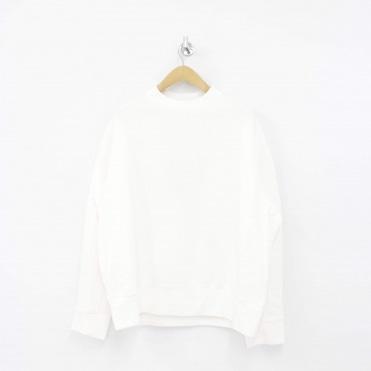 e9d0629ee4e78 Signature Graphic Sweat Shirt White. Y3 ...