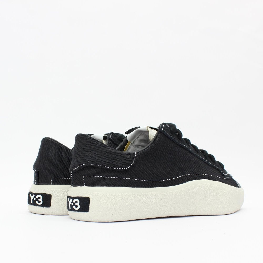 3677bcff4 Y3 Tangutsu Lace Black Trainer - Mens from PILOT UK